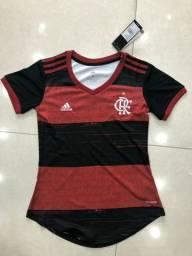 Camisa do Flamengo feminina Tam P