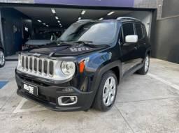 Jeep Renegade Limited 1.8 Flex Aut 2018