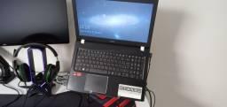 Notebook acer com placa de vídeo dedicada