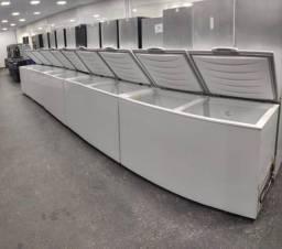 Freezer horizontal 503l PROMOÇÃO