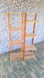 Estante escada jardineira