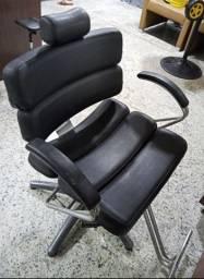Vendo 2 cadeiras reclinável marca Raissan