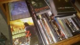 200 filmes dvd na capinha