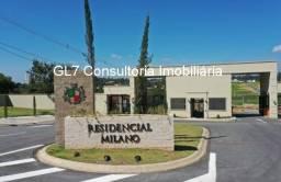 Terreno Condomínio Residencial Milano Indaiatuba SP