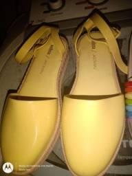 Calçados novo e semi novos