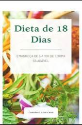 Dieta de 18 dias APRENDA