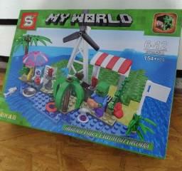 Lego My World Minecraft 154 peças
