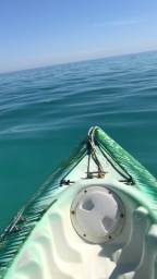 Vendo Caiaque de pesca ou lazer( Hunter ) Fibra