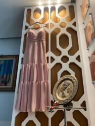 Vestido Madrinha Rosê