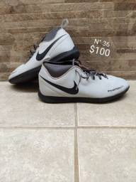 Chuteira Nike Phantom - Quadra N°36