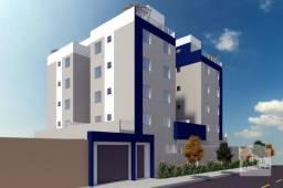 Apartamento à venda com 3 dormitórios em Santa branca, Belo horizonte cod:275243