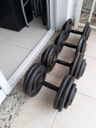 Dumbell montados