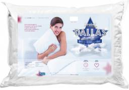 Travesseiro Dallas Malha Gold