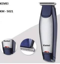 Maquina Kemei Km 5021 Acabamento