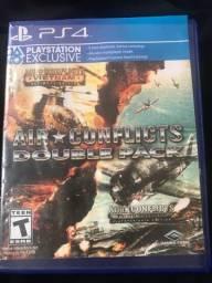 Jogo original de PS4 Air Conflicts