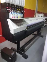 Impressora Mimaki jv150/160 sublimação plotter