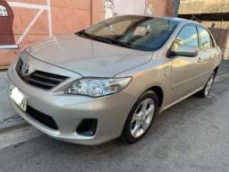 Corolla gli flex automático 2014 * baixo km * laudo cautelar aprovado!