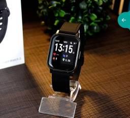 Relógio Inteligente Smartwatch Xiaomi Haylou Ls02 Lacrado