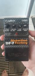 Pedal Digitech Distortion Factory