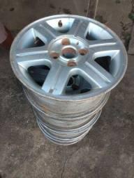 Roda 14 de alumínio