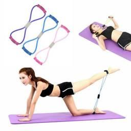 Elástico Tensão Multifuncional Exercícios Cross Tube