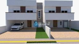 Casa com 3 dormitórios à venda, 130 m² por R$ 559.000 - Loteamento Jardim Timbaúva - Grava