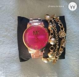 Relógio feminino $60 reais