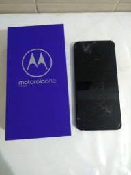 Moto one hyper