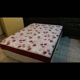 Novas camas luxo BEM MACIAS de casal \ carreto grátis