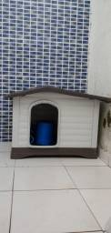 Casa para cachorro de pequeno e mediano porte