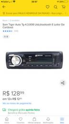 Rádio Fm/MP3/sd card smart /bluetooth