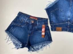 Short jeans 3 por $100