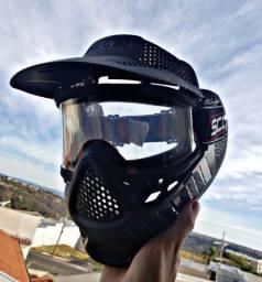 Máscara de proteção paintball