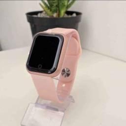 Promoção Relógio Inteligente Smartwatch D20 - Rosa