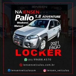 Fiat Palio Weekend Adventure LOCKER 1.8 Flex 2011 Flex