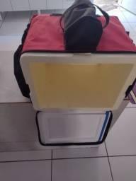 Bag + suporte celular
