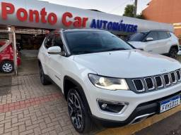 JEEP Compass 2.0 Limited 4x4 Diesel 4P