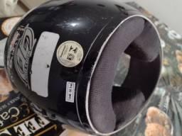 Vendo capacete tamanho 56