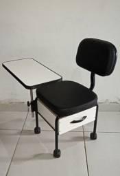 Manicure - Kit cadeiras e acessórios (PROMOÇÃO)