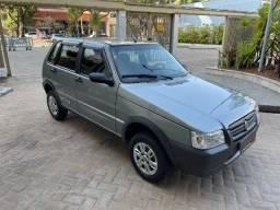 Fiat Uno Way 2010 - 125mil km Impecavel