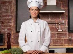 Contrato cozinheira com experiência