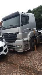 Caminhão bem conservado