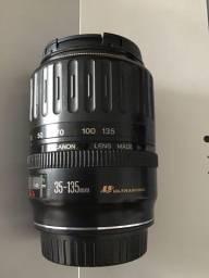 Lente Canon 35-135mm