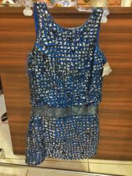 Vestido de paetê Hit - P
