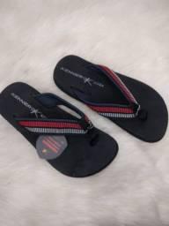 Chinelo Kenner sandália kivah várias cores | pronta entrega