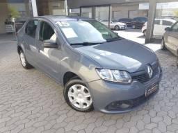 Renault Logan Authentique 1.0 Não tem Ar 2015(Petterson *)