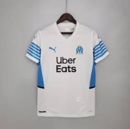 Camisa Olympique Marseille 21/22 M