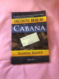 Encontre DEUS na Cabana, Randal Rauser.