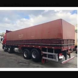 Scania p310 graneleiro 8x2