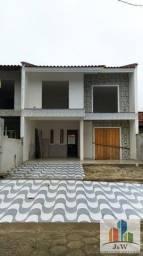 Sobrado para Venda em Pontal do Paraná, Porto Fino, 3 dormitórios, 2 suítes, 2 banheiros,